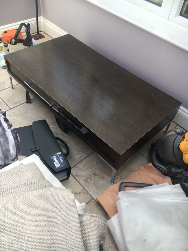 Next Mango Opus Coffee Table Tv Stand Nest Tables