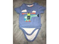 Ted Baker baby tops and vests