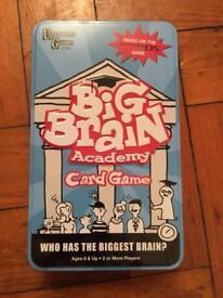 Stocking filler - new in tin - Brain Box Game