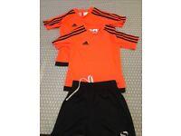 Boys Adidas T-Shirts and Shorts