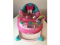 Mini Mouse baby walker