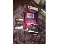 Lonsdale boxing gloves and wraps
