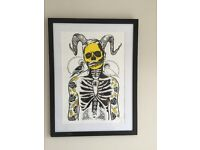 Day of the Dead Limited Edition Print