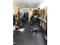 Running Salon Business For sale
