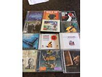 Job lots of cds