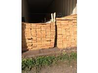 New timber t&g flooring 13 ft long