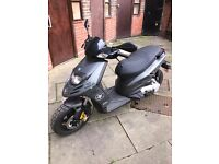 Piaggio Typhoon 50cc ! 2015 ! 65 plate ! moped ! scooter ! New Shape !