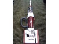 HOOVER SPRIT UPRIGHT CLEANER---HARDLEY USED