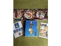 DVD box set Live 8 2005