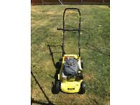 Challenge Self Propelled Petrol Lawnmower