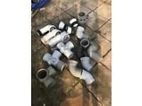 Plumbing soil waste fittings