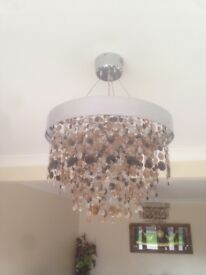 Ceiling lights from Next