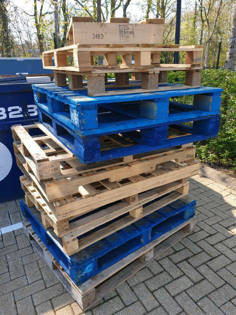 Wooden Pallets   in Whiteley, Hampshire   Gumtree