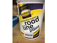 Road marking paint / Road line paint, PROSOLVE, 5lt cans