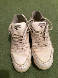 Gents golf shoes. Size 9