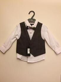 M&S 3 piece suit - unwanted gift 18-24m