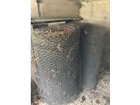 Chicken wire good condition