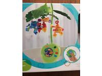 Fisher price rainforest carousel