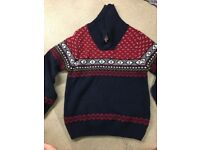Lovely jumpers, two sizes medium/ large barely worn as new!