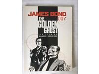 James Bond 007 The Golden Ghost graphic novel