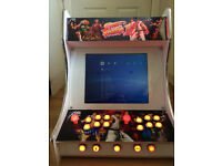 Street Fighter Bartop Arcade Machine