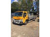 2013/13 Mitsubishi Fuso Canter 7C15/43 dropside lorry