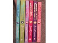 Angus thongs & perfect snogging book set