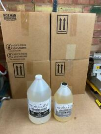 13.5 US Gallons Flooring Epoxy Resin (OUT OF DATE)