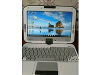 3x Fizzbook windows 7, swivel web cam, card reader, WiFi, 160gb HD