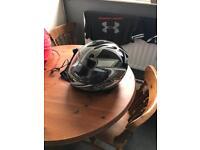motorbike helmet good con