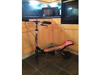 Space Scooter in Matt Black - Used but Very Good Condition - Would Make a Fab Xmas Gift - See Pics