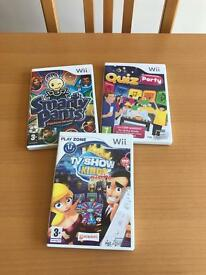 Wii Quiz Party Bundle