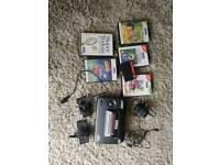 Sega master system 2 plus games