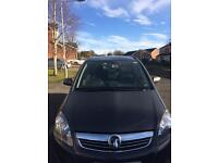 Vauxhall Zafira 1.8 (120) Exclusive 5 dr 2013