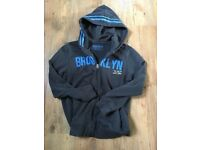 Boys blue hoodie from Zara, size 13-14 years