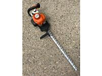 """2010 STIHL HS86R HEDGE TRIMMER WITH 30"""" BLADES"""