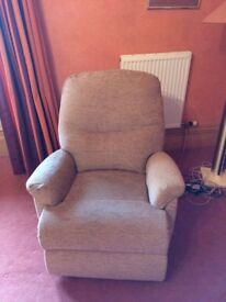 riser recliner armchair.
