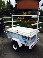 Water Sports Trailer