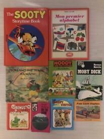 Children's Books Bundle x9