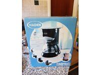 Haden Dual-Illuminating Coffee Maker