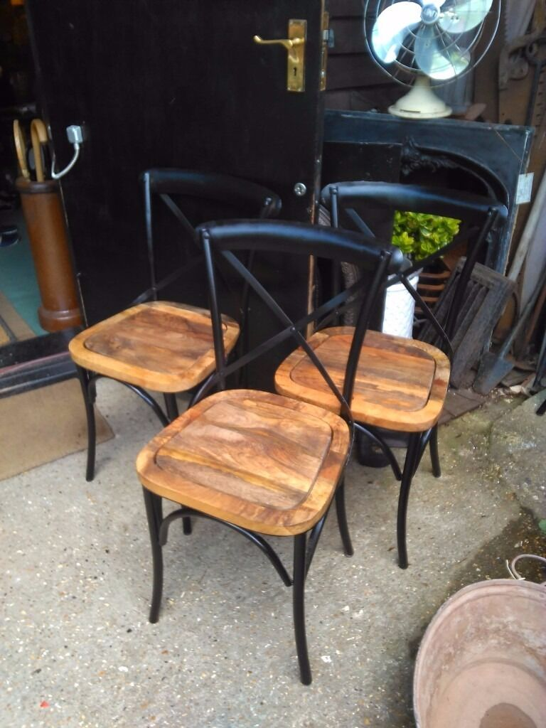 vintage bentwood style bistro patio chairs solid wood or funky