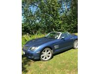 Chrysler Crossfire 3.2 Roadster Automatic