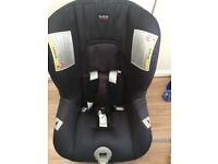 Britax romer first class plus forward facing car seat. Very good condition. Black