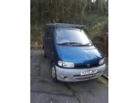 Nissan Vanette for spares or repairs