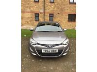 2012 (62) hyundai i20 active 1.4 automatic only 12000 miles