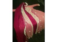 Pakistani outfit for weddings or party
