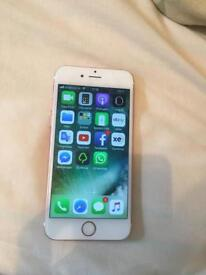 iPhone 6s rose gold 16gb Vodafone