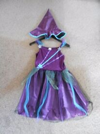 Witches outfit age 7-8years