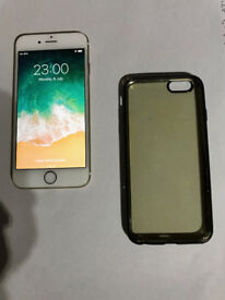 Apple iPhone 6 - 64GB - Gold color (Unlocked) A1586 Mint Condition New Battery