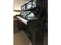 Stunning 2008 Hoffmann Upright Piano - Black Gloss - *free delivery*